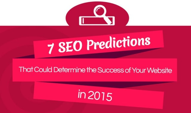 SEO Predictions for 2015